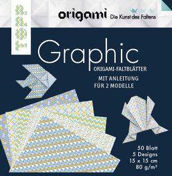 Origami Faltblätter Graphic von Täubner,  Armin