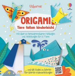Origami – Tiere falten kinderleicht von Bellon,  Teresa, Cole,  Lo, Wheatley,  Abigail