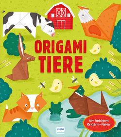 Origami Tiere von Passchier,  Anne