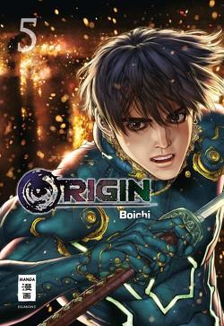 Origin 05 von Boichi, Schmitt-Weigand,  John