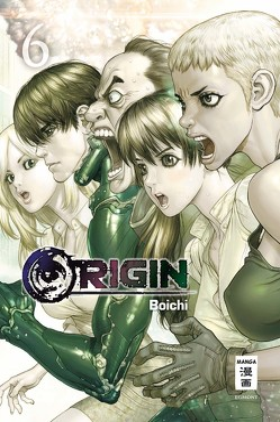Origin 06 von Boichi, Schmitt-Weigand,  John