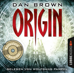 Origin – Kostenlose Hörprobe von Brown,  Dan, Pampel,  Wolfgang