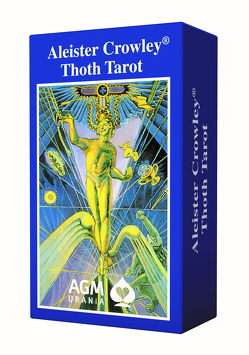 Original Aleister Crowley Thoth Tarot Standard von Crowley,  Aleister, Harris,  Lady Frieda