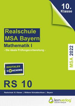 Original-Prüfungen Mathematik I Realschule 2022 Bayern