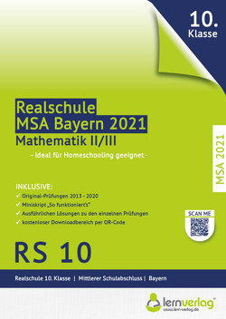 Original-Prüfungen Mathematik II/III Realschule Bayern