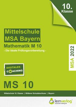 Original-Prüfungen Mathematik Mittelschule 2022 M10 Bayern