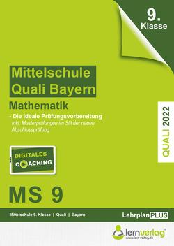 Original-Prüfungen Mathematik Mittelschule Quali 2022 Bayern