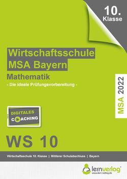 Original-Prüfungen Mathematik Wirtschaftsschule 2022 Bayern
