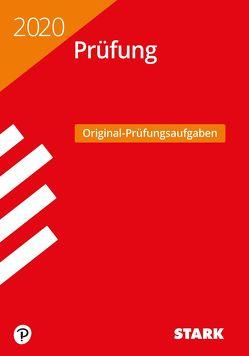 STARK Original-Prüfungen Realschulabschluss 2020 – Physik – Sachsen