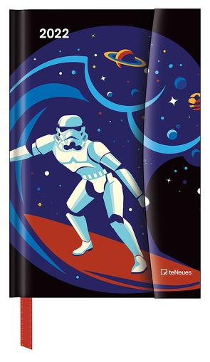 Original Stormtrooper 2022 – Diary – Buchkalender – Taschenkalender – 10×15