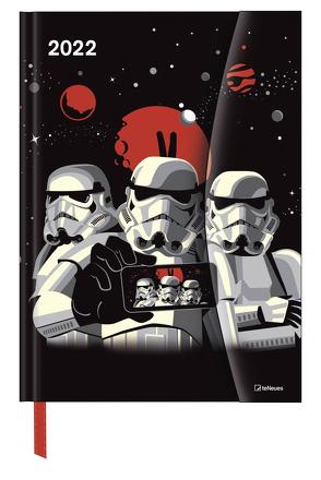 Original Stormtrooper 2022 – Diary – Buchkalender – Taschenkalender – 16×22