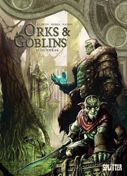Orks & Goblins. Band 10 von Istin,  Jean-Luc, Sierra,  Alex