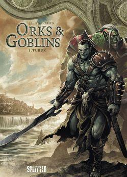 Orks & Goblins. Band 1 von Istin,  Jean-Luc, Saito,  Diogo