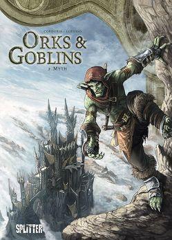 Orks & Goblins. Band 2 von Cordurié,  Sylvain, Lorusso,  Giovanni
