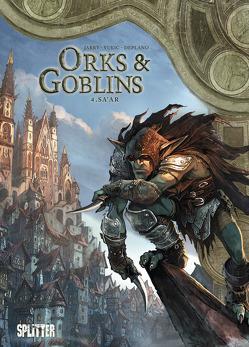 Orks & Goblins. Band 4 von Deplano,  Paolo, Jarry,  Nicolas, Vukic,  Bojan