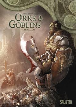 Orks & Goblins. Band 7 von Créty,  Stéphane, Jarry,  Nicolas
