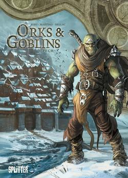 Orks & Goblins Bd. 5 von Dellac,  Benoît, Martino,  Stefano, Peru,  Olivier