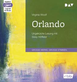 Orlando von Höfferer,  Sissy, Walitzek,  Brigitte, Woolf,  Virginia