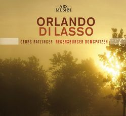 Orlando di Lasso von Di Lasso,  Orlando, Ratzinger,  Georg, Regensburger Domspatzen