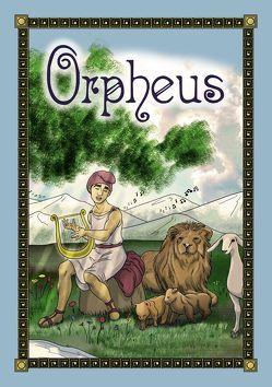 Orpheus von Campos Ayala,  Andreu, De Gennaro,  Enrico, Merkle,  Frank