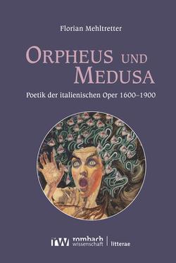 Orpheus und Medusa von Mehltretter,  Florian