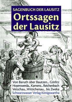 Sagenbuch der Lausitz von Haupt,  Karl, Osterwald,  Georg