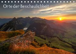 Orte der Beschaulichkeit (Tischkalender 2020 DIN A5 quer) von Schnitzler,  Harald