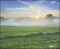Orte der Stille 2020 – Wandkalender 52 x 42,5 cm – Spiralbindung von DUMONT Kalenderverlag, Krahmer,  Frank