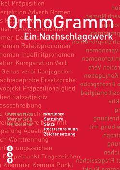 OrthoGramm von Häfner,  Heinz, Kolb,  Werner, Wyss,  Monika