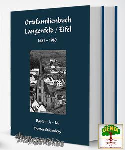 Ortsfamilienbuch Langenfeld (Eifel) von Stolzenberg,  Theodor