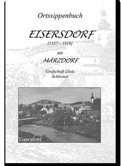 Ortssippenbuch Eisersdorf 1537-1910 von Teuber,  Edwin