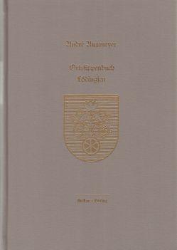 Ortssippenbuch Lödingsen von Ausmeyer,  André