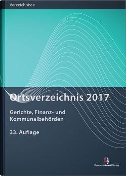 Ortsverzeichnis 2017