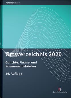 Ortsverzeichnis 2020