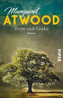 Oryx und Crake von Atwood,  Margaret, Lüdemann,  Barbara