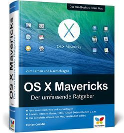 OS X Mavericks von Gründel,  Florian
