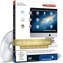 OS X Mountain Lion von Kuhn,  Thomas