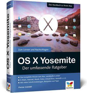 OS X Yosemite von Gründel,  Florian