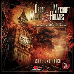 Oscar Wilde & Mycroft Holmes – Folge 34 von Diverse, Freund,  Marc, Reins,  Reent, Rotermund,  Sascha, Verlag,  Maritim