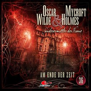 Oscar Wilde & Mycroft Holmes – Folge 36 von Diverse, Freund,  Marc, Reins,  Reent, Rotermund,  Sascha, Verlag,  Maritim