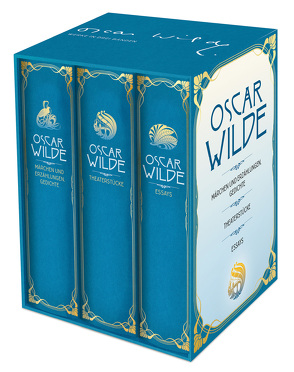 Oscar Wilde: Werke in drei Bänden im Schuber von Wilde,  Oscar