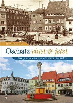 Oschatz einst und jetzt von Schollmeyer,  Manfred Dr.