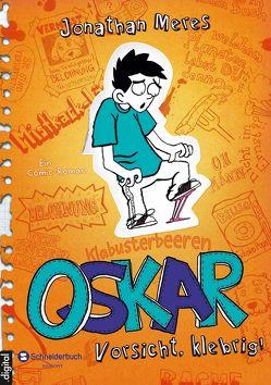 Oskar, Band 02 von Kilian,  Kai, Meres,  Jonathan, O'Mally,  Donough