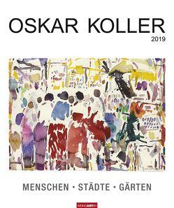Oskar Koller – Kalender 2019 von Koller,  Oskar, Weingarten