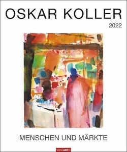 Oskar Koller Kalender 2022 von Koller,  Oskar, Weingarten