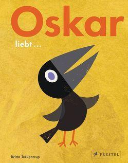 Oskar liebt… von Teckentrup,  Britta
