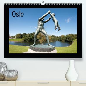 Oslo (Premium, hochwertiger DIN A2 Wandkalender 2020, Kunstdruck in Hochglanz) von Schneider www.ich-schreibe.com,  Michaela