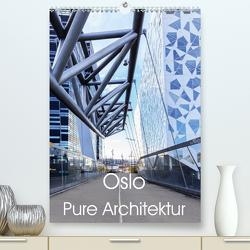 Oslo – Pure Architektur (Premium, hochwertiger DIN A2 Wandkalender 2020, Kunstdruck in Hochglanz) von Klinder,  Thomas