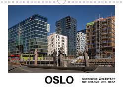 Oslo – Weltstadt mit Charme und Herz (Wandkalender 2020 DIN A4 quer) von Hallweger,  Christian