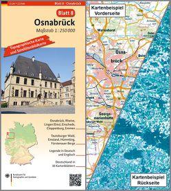 Osnabrück von BKG - Bundesamt für Kartographie und Geodäsie